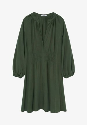 ROBE - Sukienka letnia - vert foncé