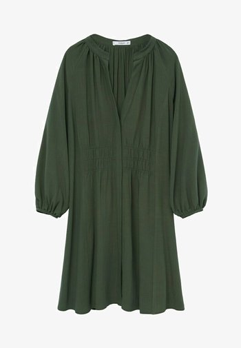 ROBE - Day dress - vert foncé