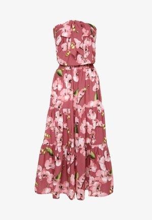 Vestito estivo - rosa, grün