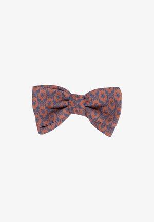 TANTE GERDA - Bow tie - braun/blau