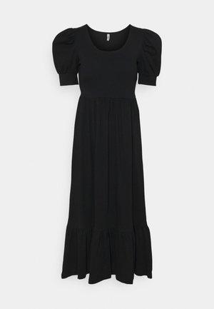 ONLMAY LIFE PUFF DRESS - Maxi dress - black
