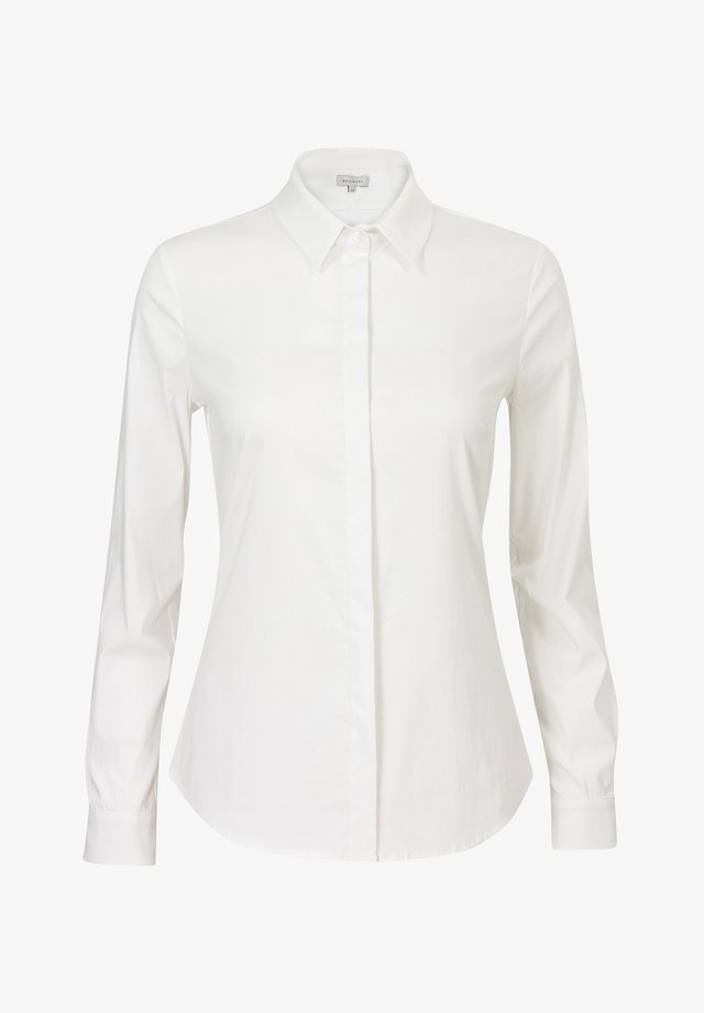 LONG SLEEVE - Overhemdblouse - white