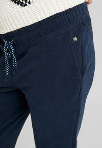 Esprit Maternity - PANTS - Pantalones deportivos - night blue - 4