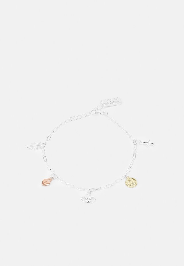 BRACELETT - Rannekoru - silver-coloured