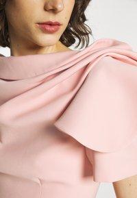 Mossman - THE DAY BREAK DRESS - Vestido de tubo - pink - 5