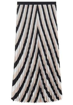 HELI - A-line skirt - schwarz