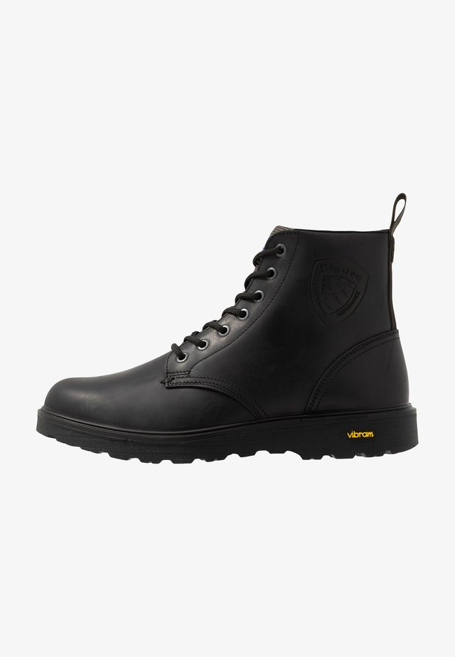GUANTAMO - Veterboots - black