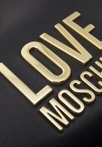 Love Moschino - Across body bag - black - 6