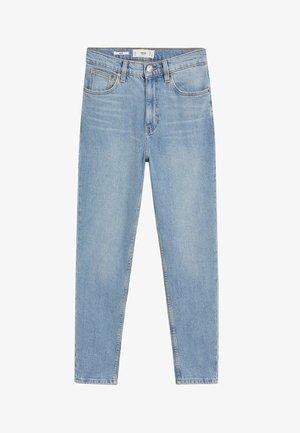 NEWMOM - Jeans slim fit - hellblau