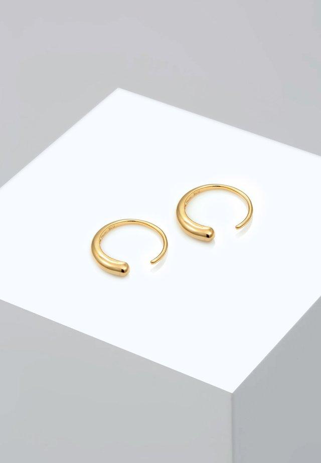 CREOLE  - Oorbellen - gold-coloured