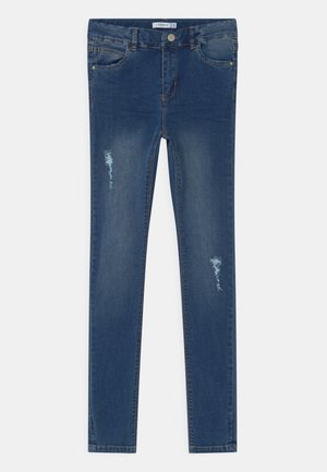 NKFPOLLY - Jeans Skinny Fit - medium blue denim