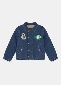 Mini Rodini - UNISEX - Denim jacket - blue - 0