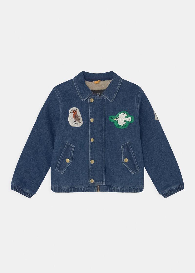 Mini Rodini - UNISEX - Denim jacket - blue