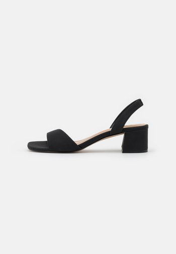 ECHO - Sandals - black