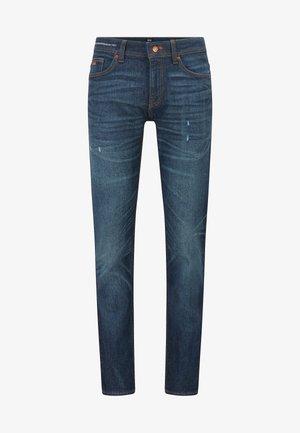 DELAWARE - Slim fit jeans - dark blue