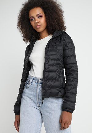 ONLTAHOE HOOD JACKET  - Light jacket - black