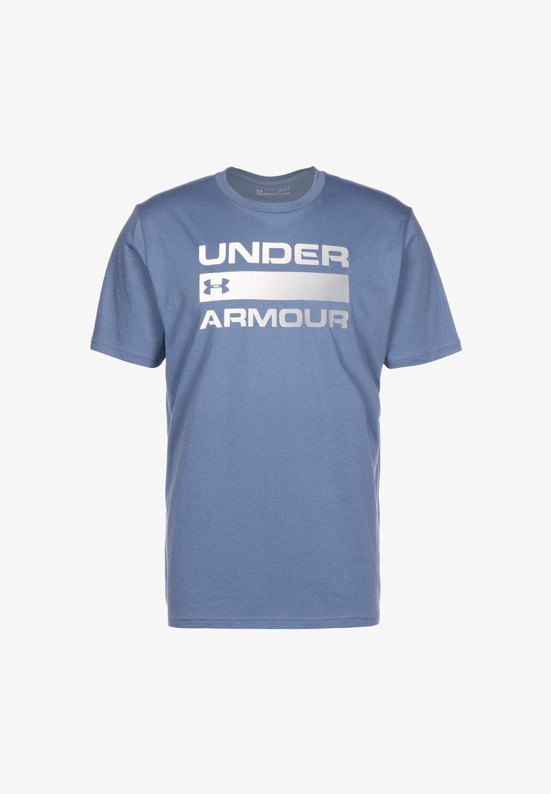 Under Armour - Print T-shirt - blu