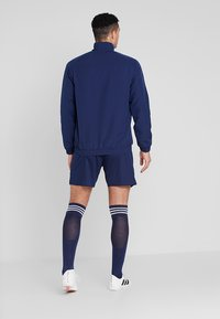 adidas Performance - CORE 18 - Training jacket - dark blue/white - 2