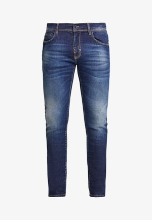 BARRET METAL - Slim fit jeans - denim blue
