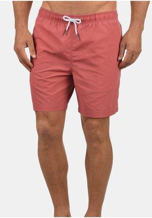 BALDERI - Swimming shorts - cardinal red