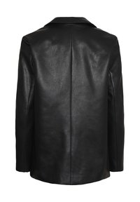 Vero Moda - Leather jacket - black - 1