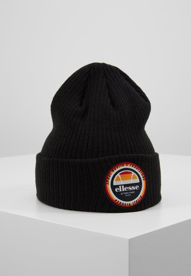 SERTA - Mütze - black