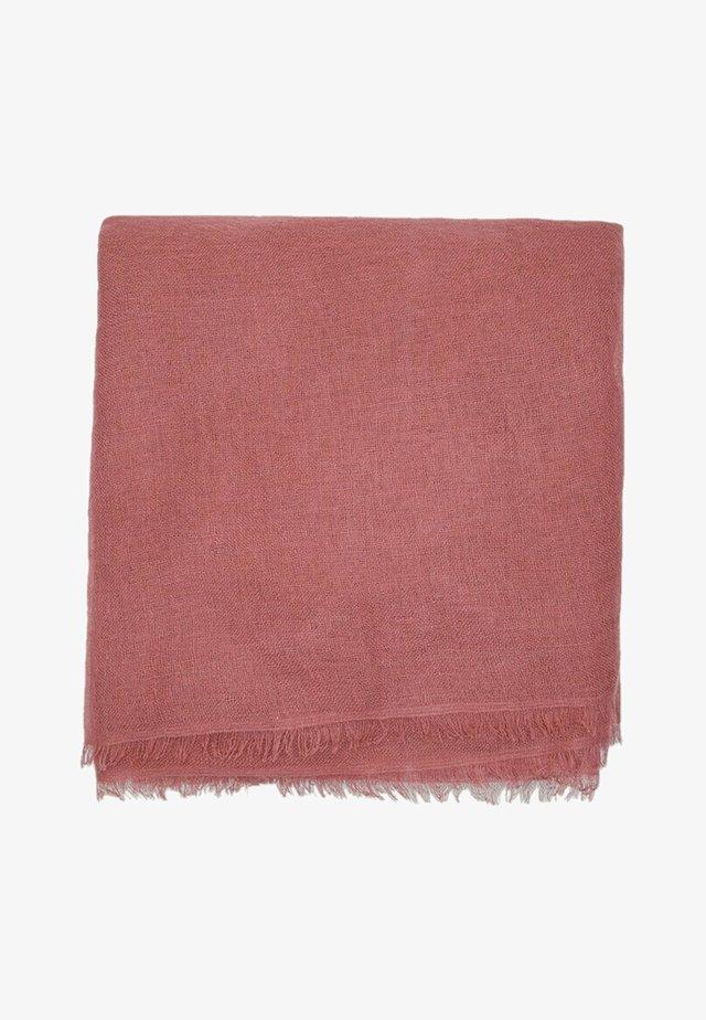 Sjaal - neon pink
