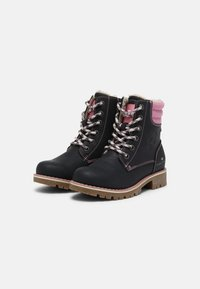 TOM TAILOR - Winter boots - navy - 1