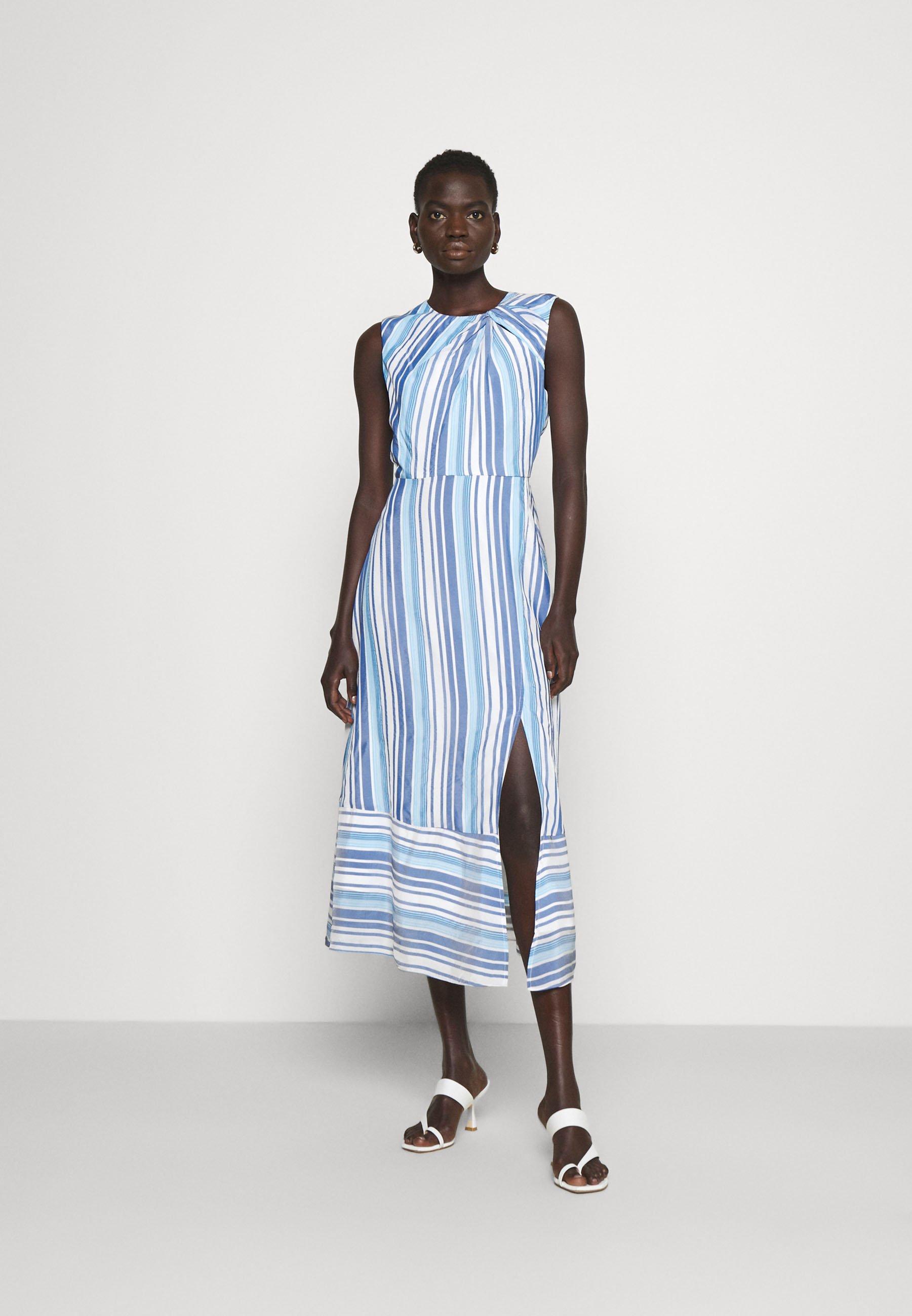 Women NOELLE SPRING STRIPE DRESS - Day dress