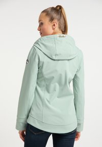 Schmuddelwedda - ANORAK - Outdoor jacket - smoke mint - 2