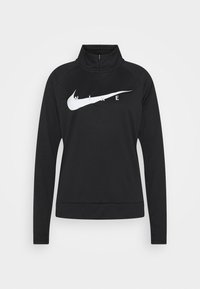 Nike Performance - Treningsskjorter - black/white - 4