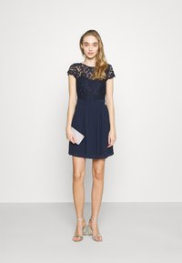 Nly by Nelly - MAKE ME HAPPY - Cocktail dress / Party dress - navy - 1