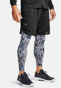 Under Armour - TRAIN STRETCH - Korte broeken - black - 0
