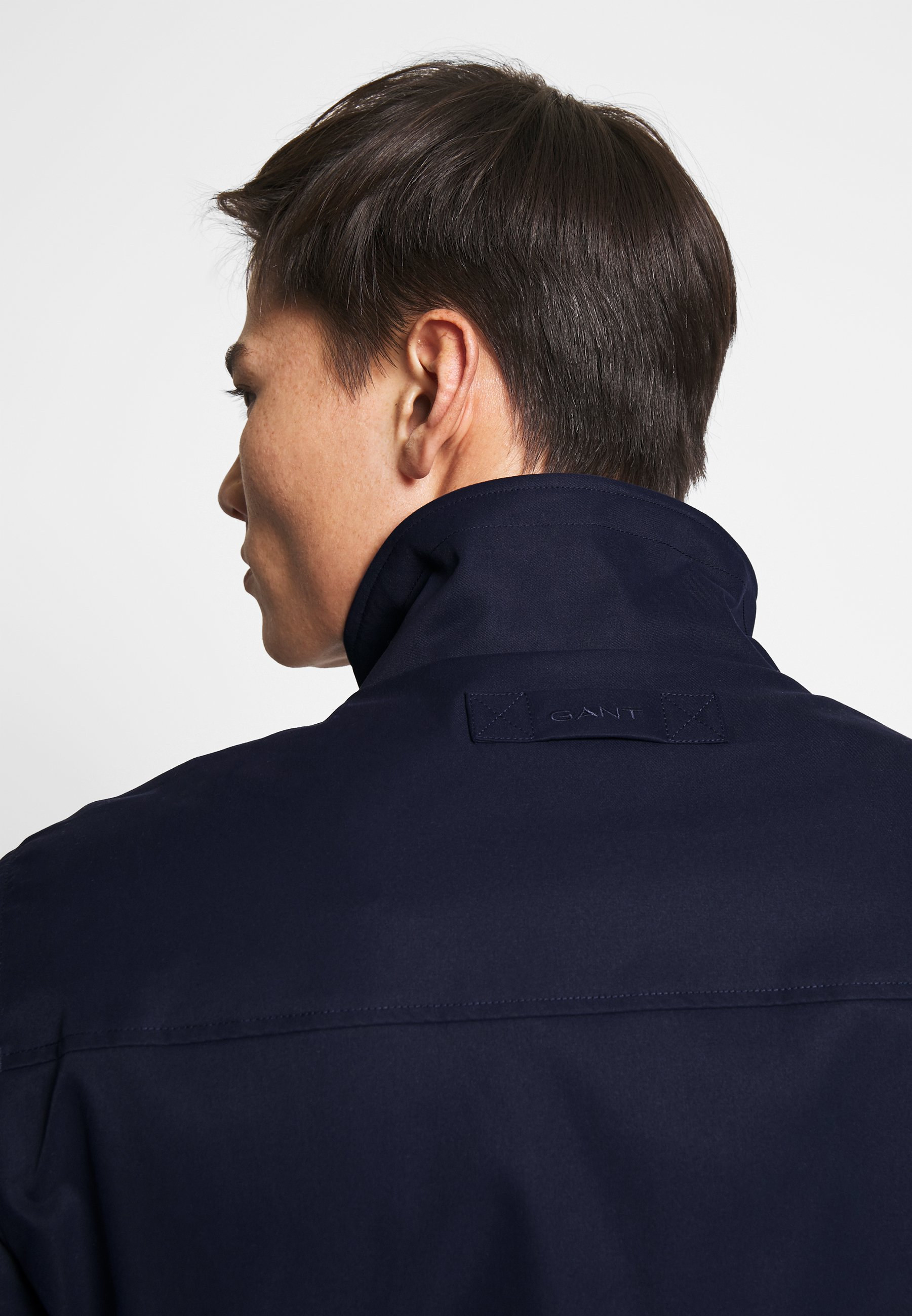 GANT THE SPRING HAMPSHIRE JACKET - Veste légère - evening blue