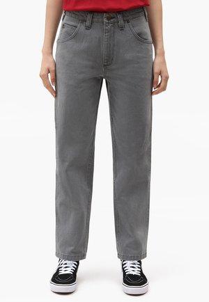 ELLENDALE  - Straight leg jeans - vintage aged grey