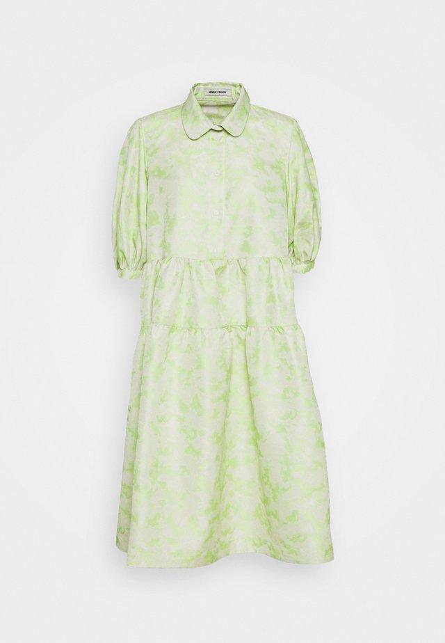 CLOUD NR. 9 DRESS - Hverdagskjoler - green