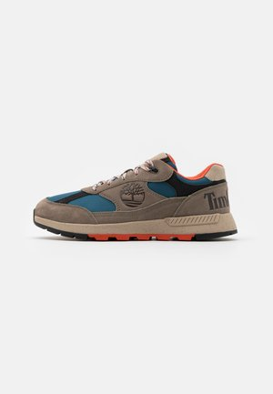 FIELD TREKKER  - Sneaker low - mid grey