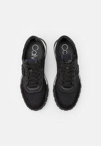 Calvin Klein - PARKER - Sneakers laag - black - 3