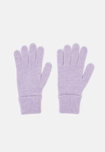 GLOVE ANNA - Gloves - light lilac