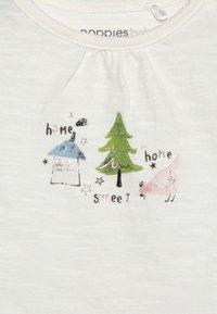Noppies - TEE SLIM COVINGTON BABY - Long sleeved top - whisper white - 3