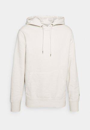 CURATED CLASSIC HOODIE - Sweatshirt - cream