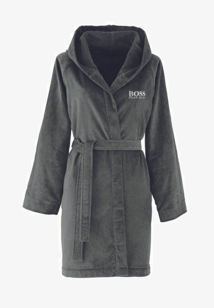 BOSS Home - Dressing gown - graphit
