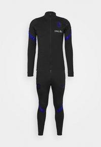 NIEDERLANDE DRY SUIT - National team wear - black/bright blue
