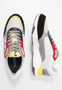 Napapijri - Sneakers - black/grey/white - 1