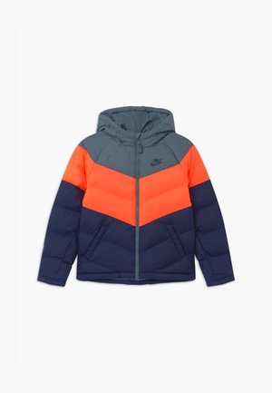 UNISEX - Winter jacket - ozone blue/hyper crimson/midnight navy