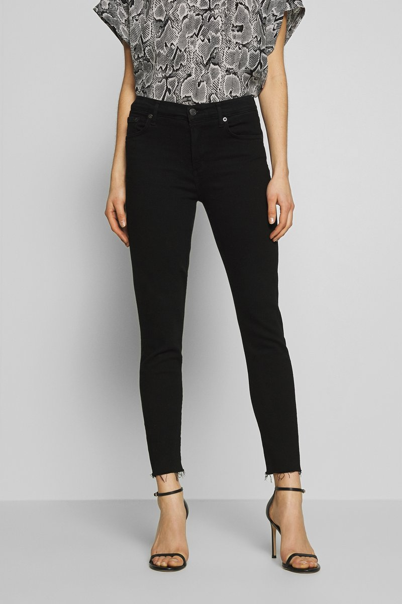 Agolde - SOPHIE - Jeansy Skinny Fit - treble