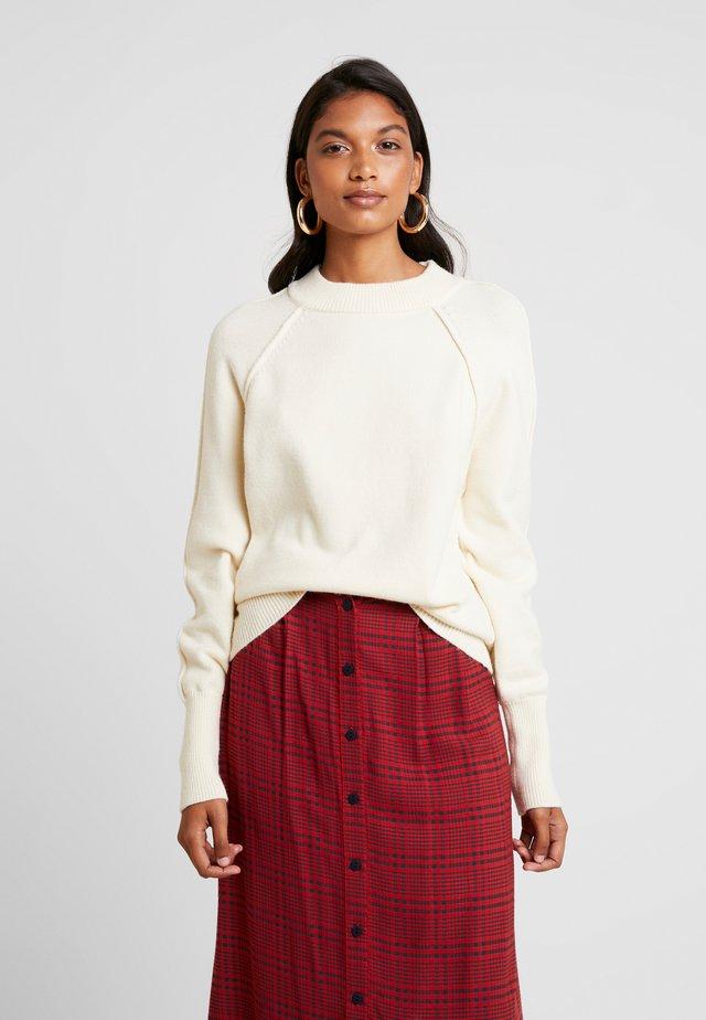 LINDSAY - Sweter - off white