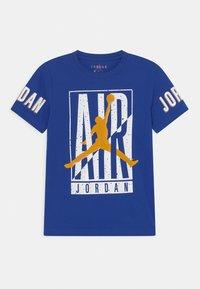 Jordan - HEIGHT ADVANTAGE - T-shirt con stampa - racer blue - 0