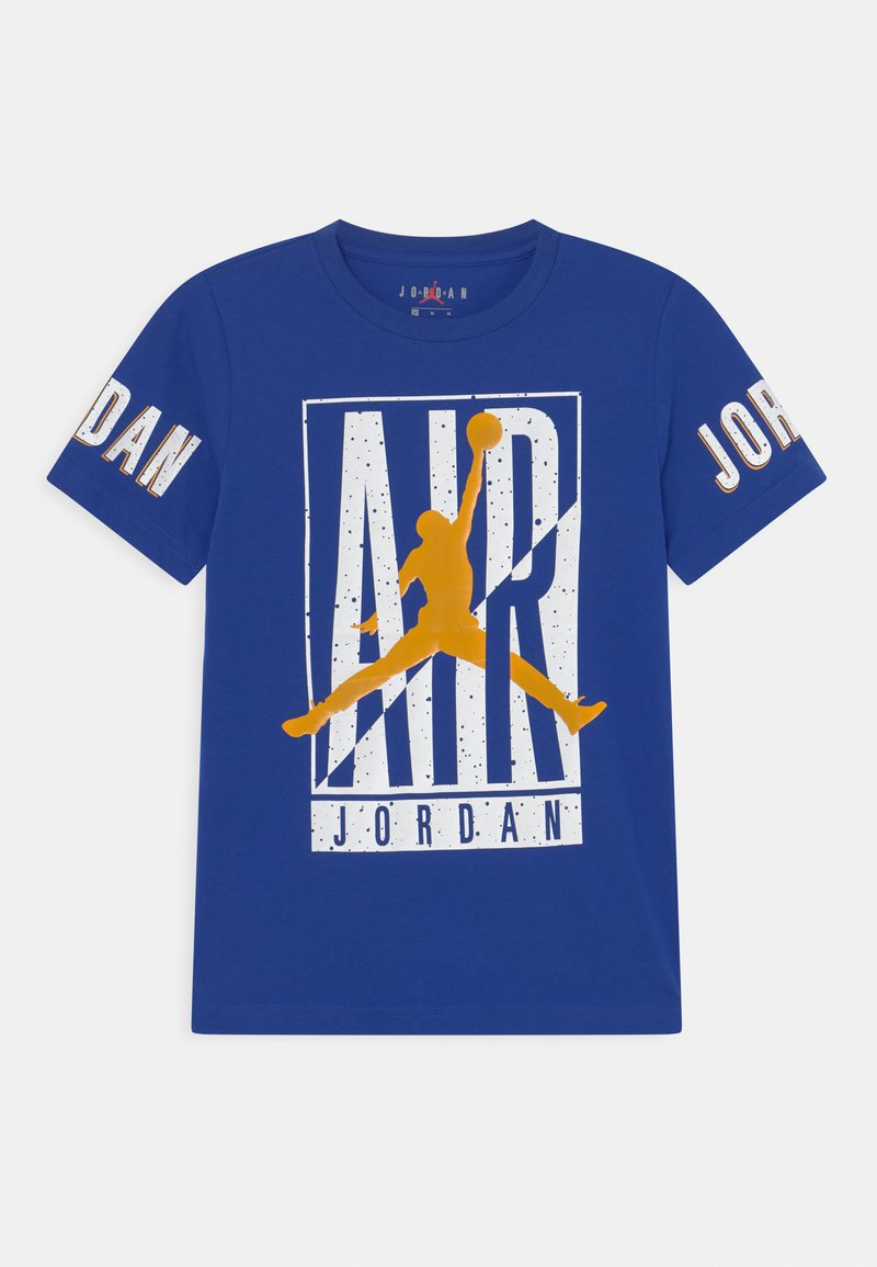 Jordan - HEIGHT ADVANTAGE - T-shirt con stampa - racer blue