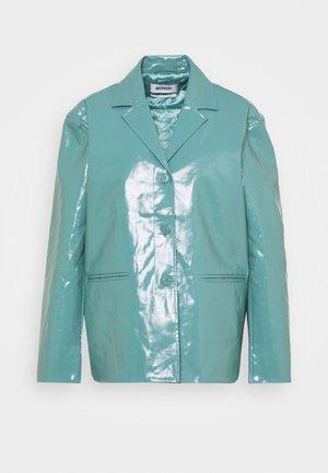 ZANA SHORT JACKET - Overgangsjakker - turquoise